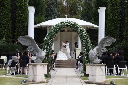 ガーデン結婚式